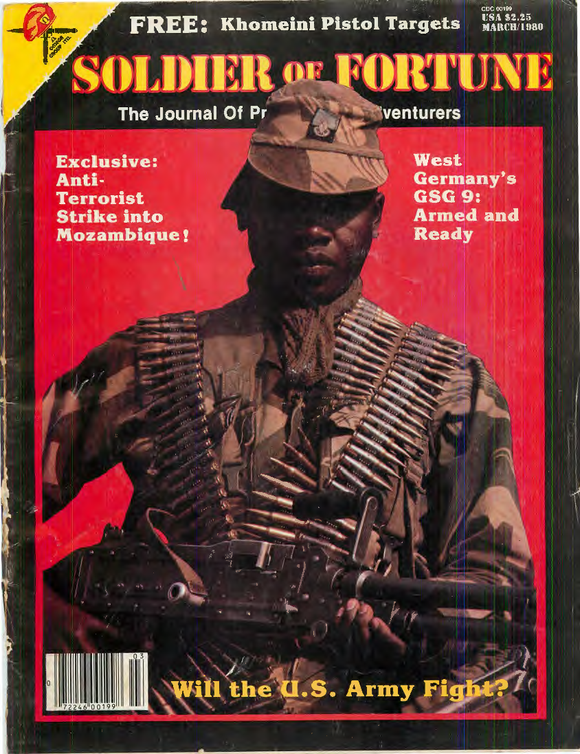 Soldier of Fortune (Digital Magazine) - March 1980