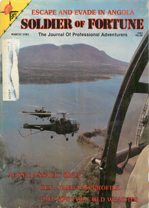 Soldier of Fortune (Digital Magazine) - March 1981
