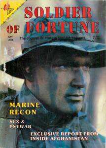 Soldier of Fortune (Digital Magazine) - May 1981