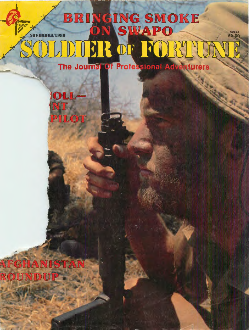 Soldier of Fortune (Digital Magazine) - November 1980