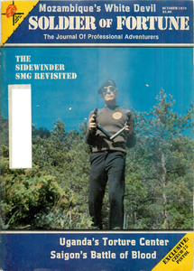 Soldier of Fortune (Digital Magazine) - October 1979