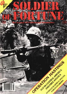 Soldier of Fortune (Digital Magazine) - July 1983