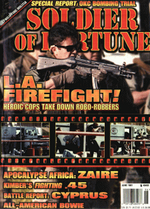 Soldier of Fortune (Digital Magazine) - June 1997