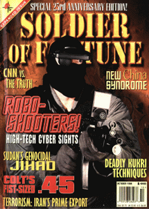 Soldier of Fortune (Digital Magazine) - October 1998