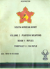 SADF: Platoon Weapons - R4 Rifle   ***eBook, 98 pages***