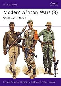 Men At Arms: South West Africa (eBook)