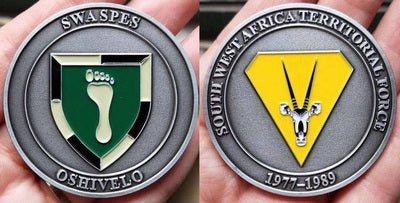 Commemorative Challenge Coin - SWASPES