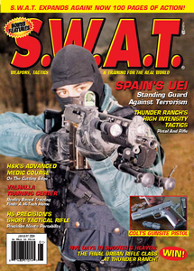 S.W.A.T. Magazine - January 2004 ***FREE eBook, 100 pages***