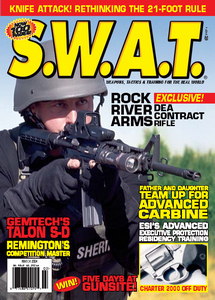 S.W.A.T. Magazine - February 2004 (eBook)