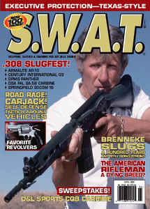 S.W.A.T. Magazine - March 2004 (eBook)