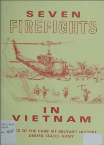Seven Firefights in Vietnam (eBook)