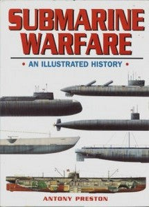 SUBMARINE WARFARE: An Illustrated History  ***eBook, 145 pages***