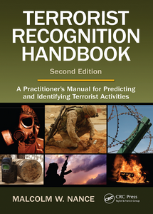 Terrorist Recognition Handbook ***eBook, 470 pages***