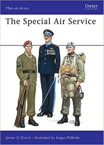 Men At Arms: The Special Air Service (eBook)