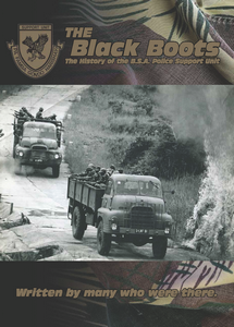 THE BLACK BOOTS: The History of the BSAP Support Unit