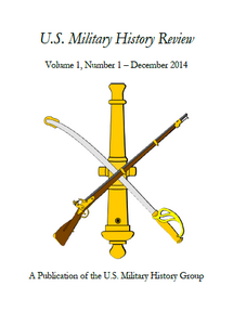 US Military History Review - Vol 1, Number 1 (eBook)