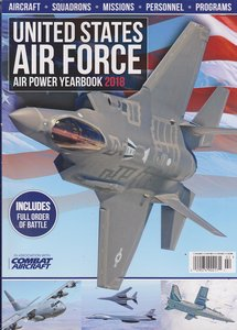 US Air Force Air Power Yearbook 2018   ***eBook, 100 pages***
