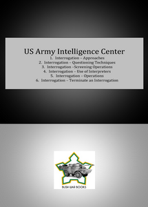 US Army Intelligence Center - Interrogation (eBook)