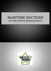 Maritime Doctrine for the SA Navy  ***eBook, 118 pages***