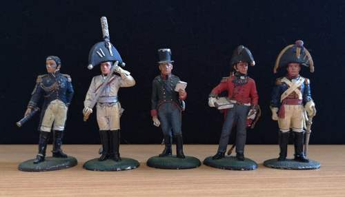 Del Prado: Napoleon at War - 5 Figurines