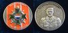 """The Brave Collection"" Challenge Coin - Johnny de Gouveia HCS"