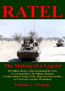 Ratel: The Making of a Legend (2 Volume Bookset)