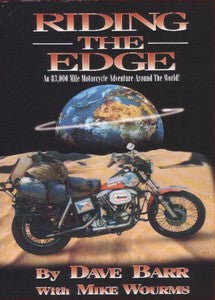 Riding The Edge - Dave Barr