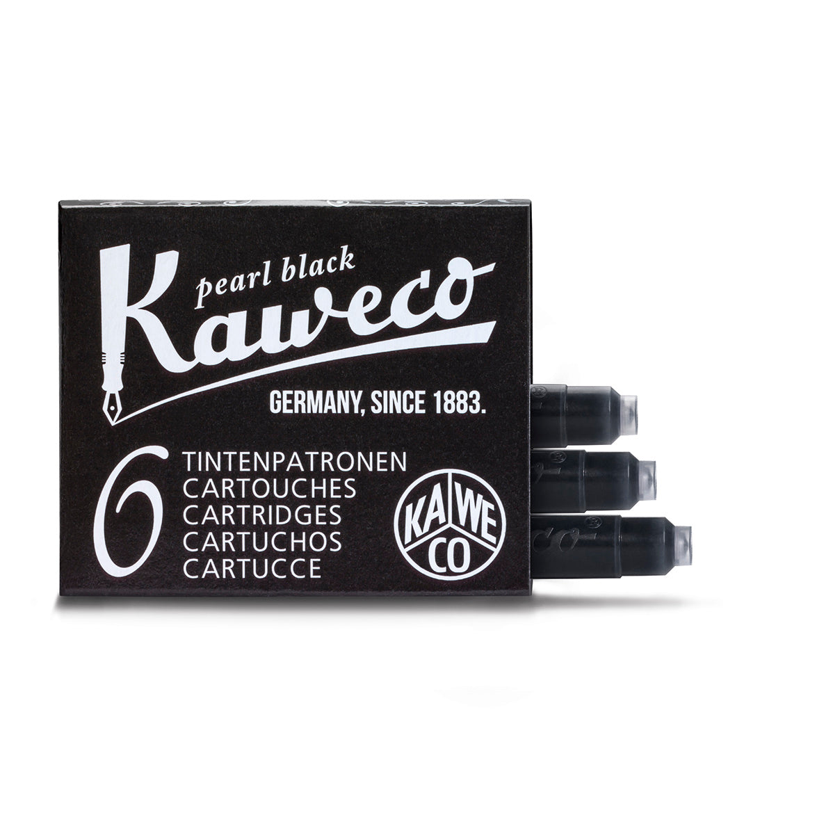 Kaweco Ink Cartridges 6-Pack