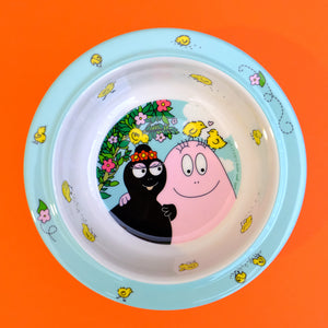Barbapapa suction pad bowl