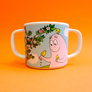 Barbapapa double handled cup