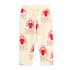 Octopus aop sweatpants - Offwhite