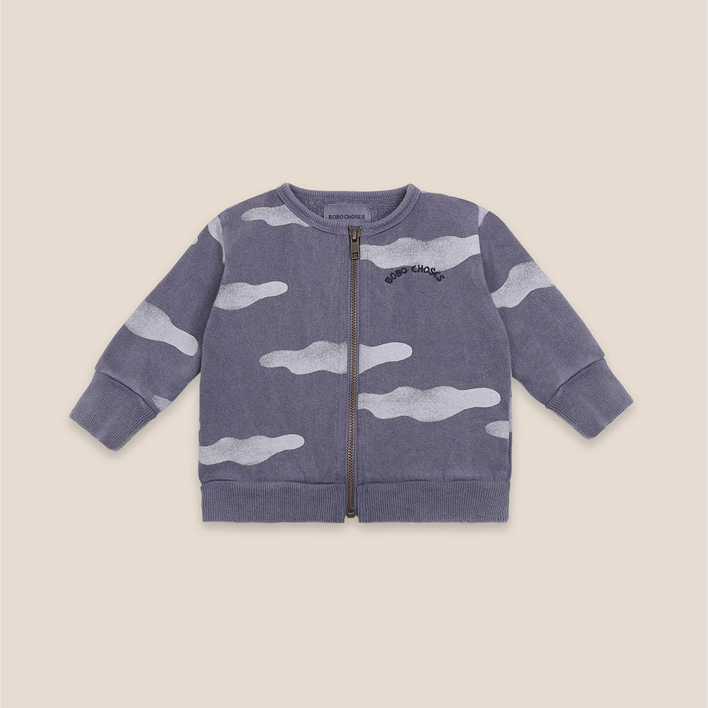 Bobo Choses All Over Zipped Sweatshirt