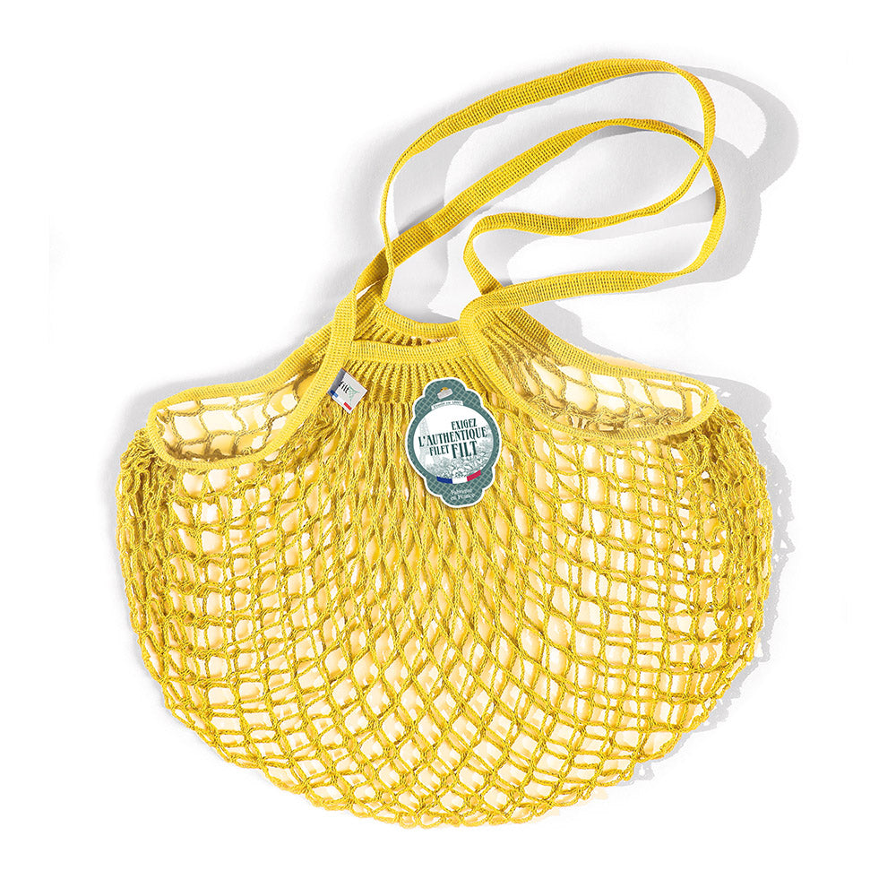 Net bag with long handle