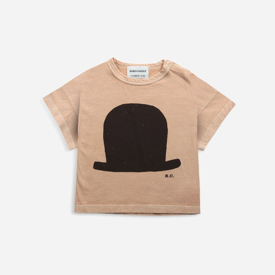 Chapeau short sleeve T-shirt