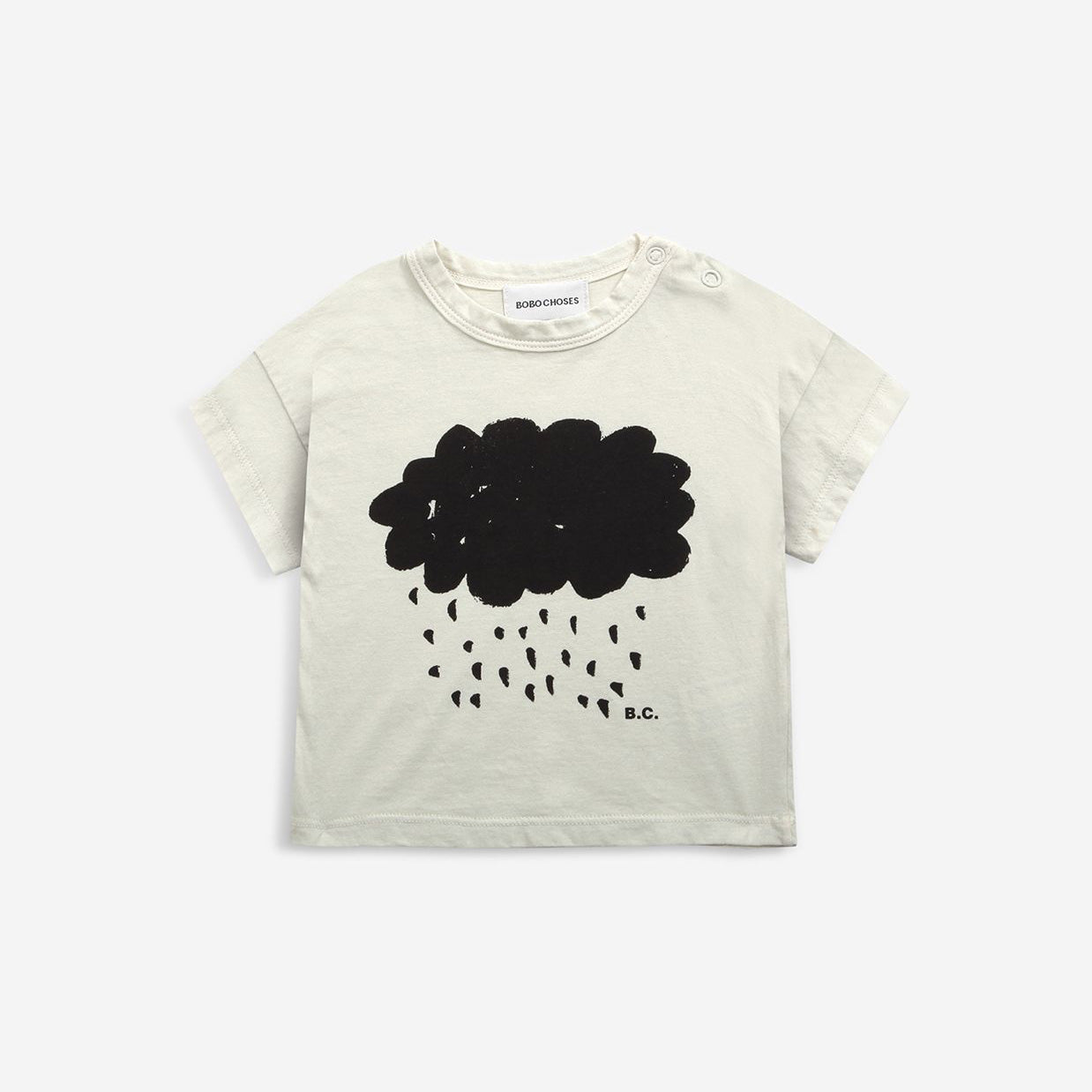 Cloud short sleeve T-shirt
