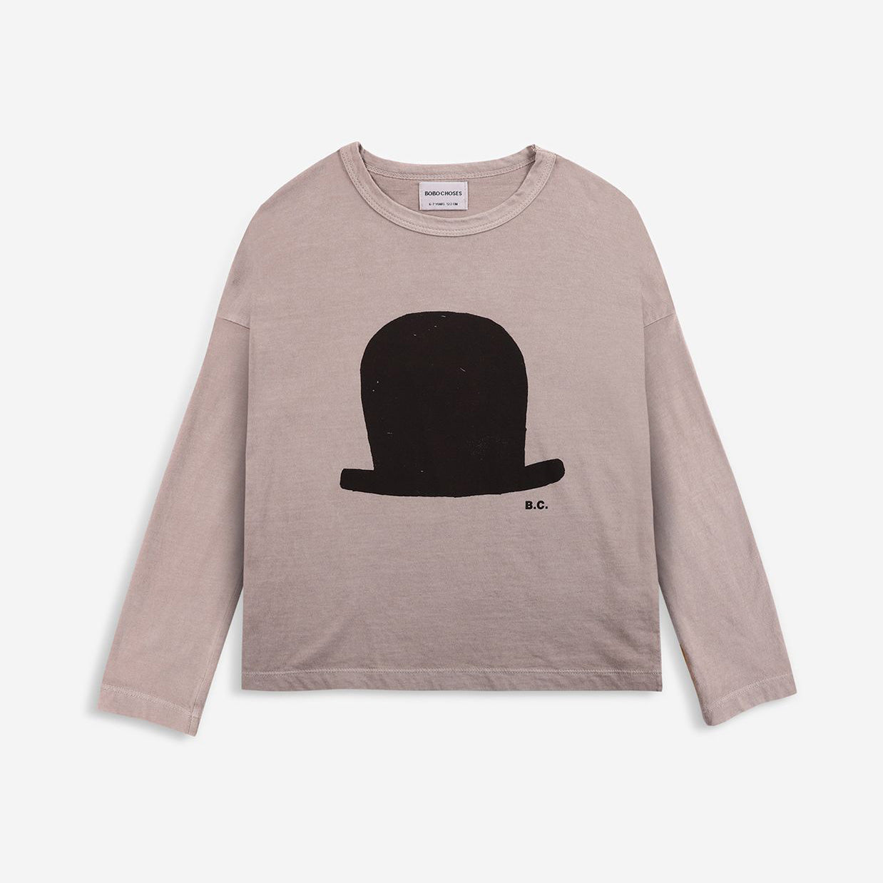 Chapeau long sleeve T-shirt