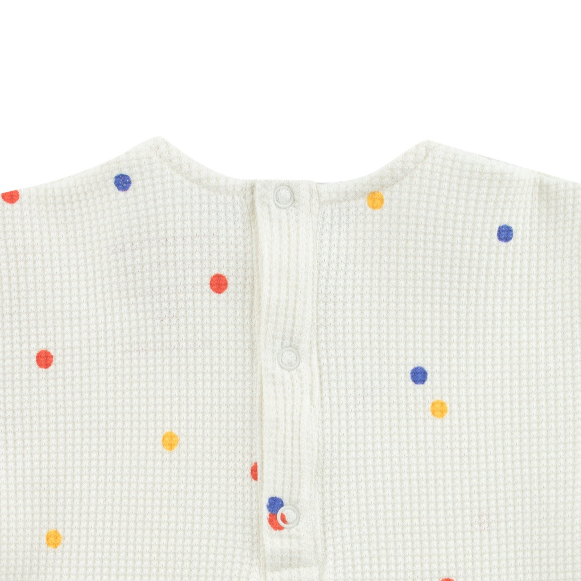 ICE CREAM DOTS BABY TEE