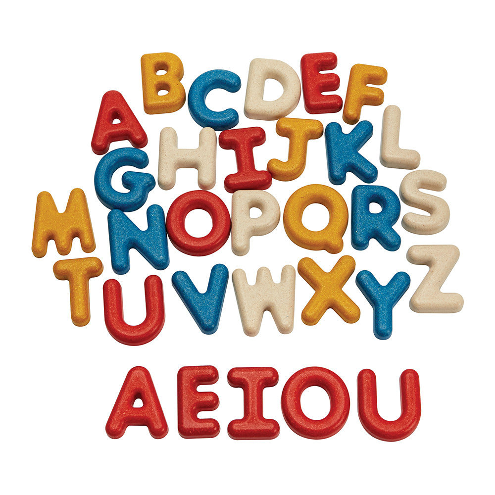 UPPER CASE ALPHABET