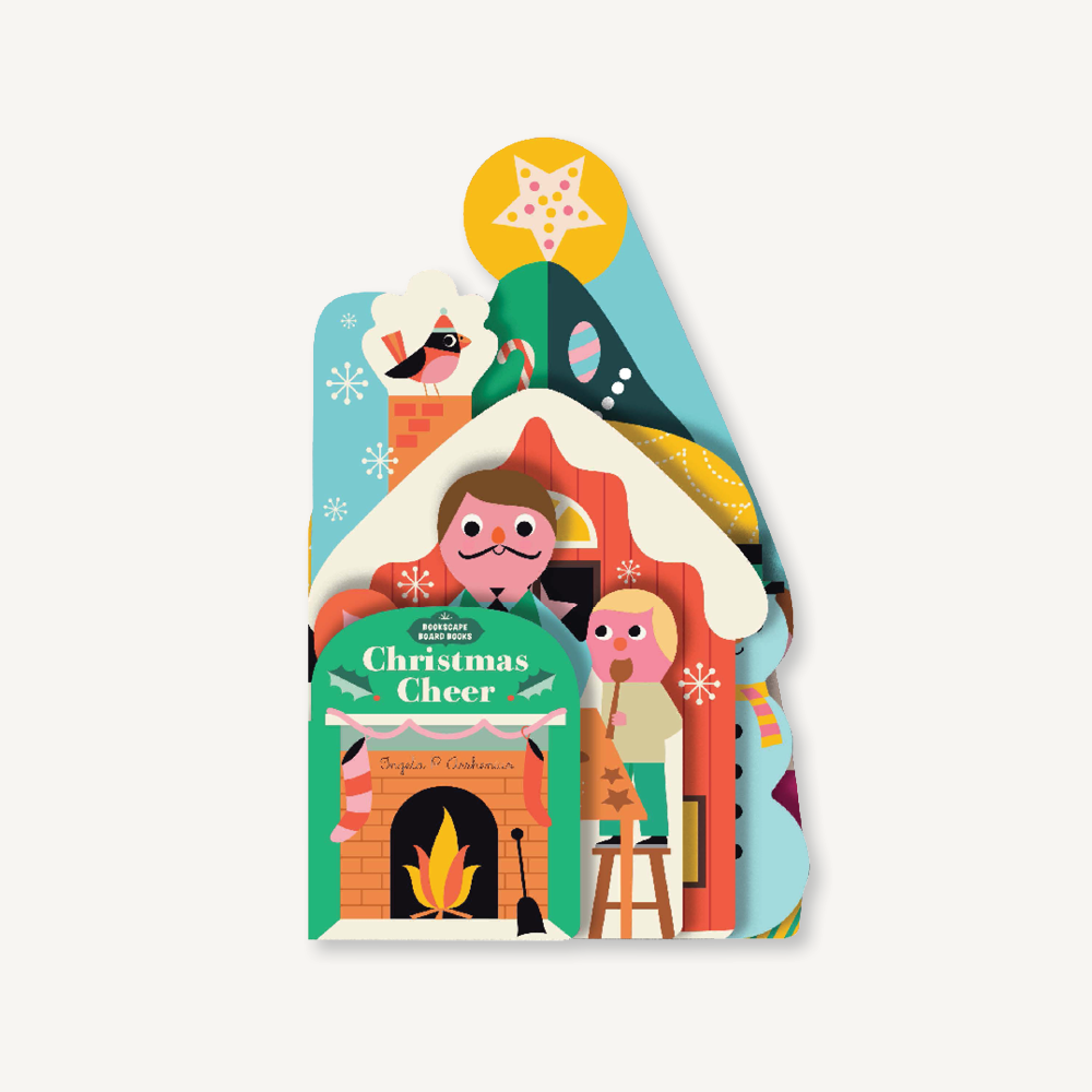 Bookscape Board Books: Christmas Cheer (EN)