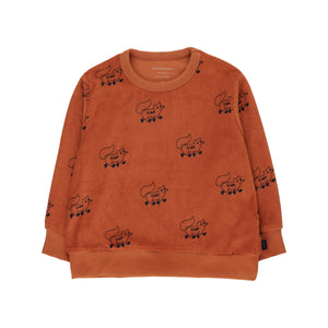 """FOXES"" Sweatshirt"