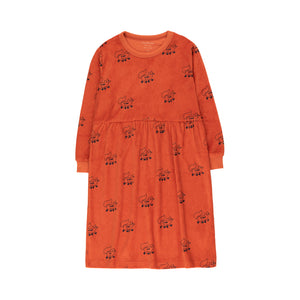 """FOXES"" Dress"