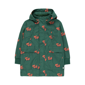 """FOXES"" JACKET"