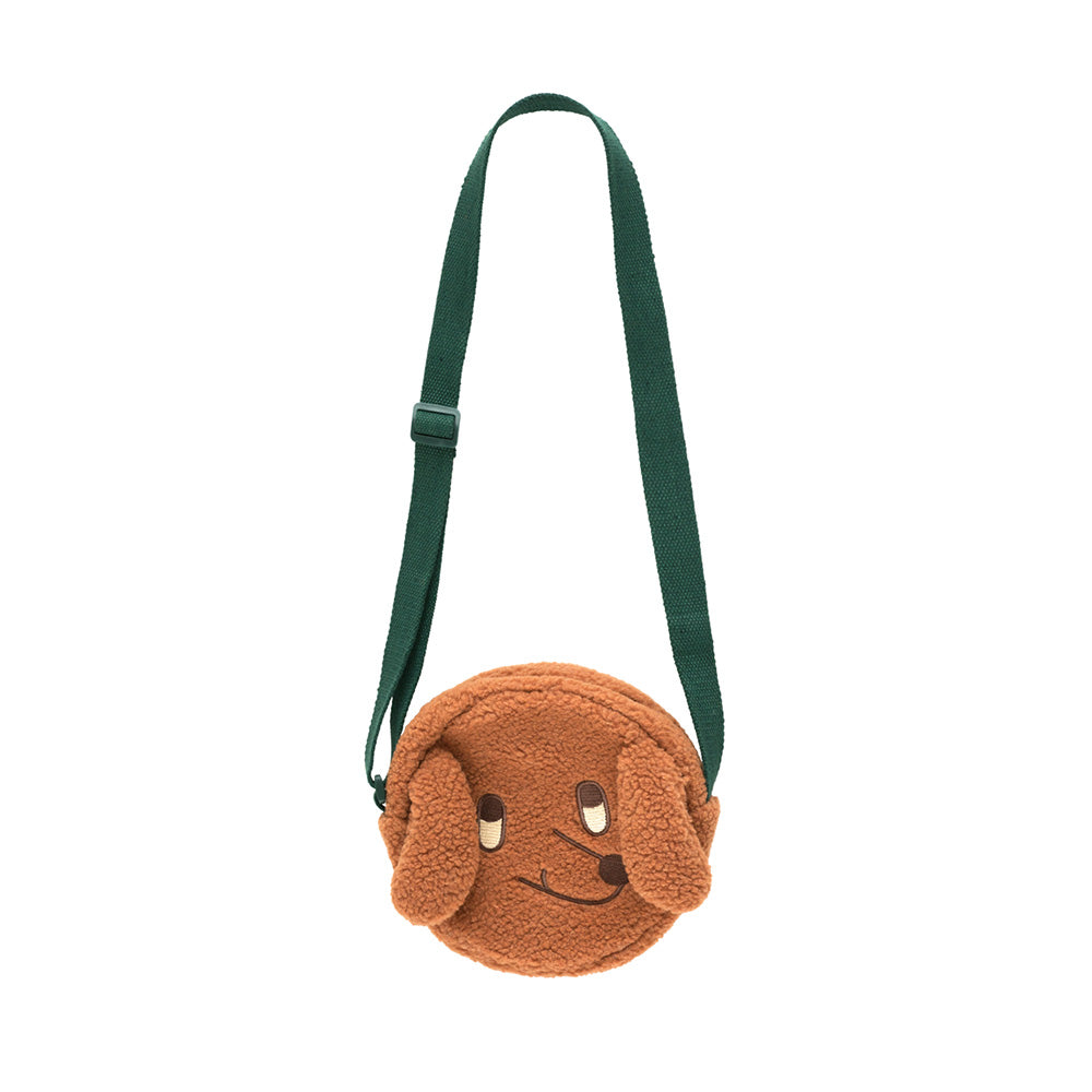 """TINY DOG"" Sherpa Bag"