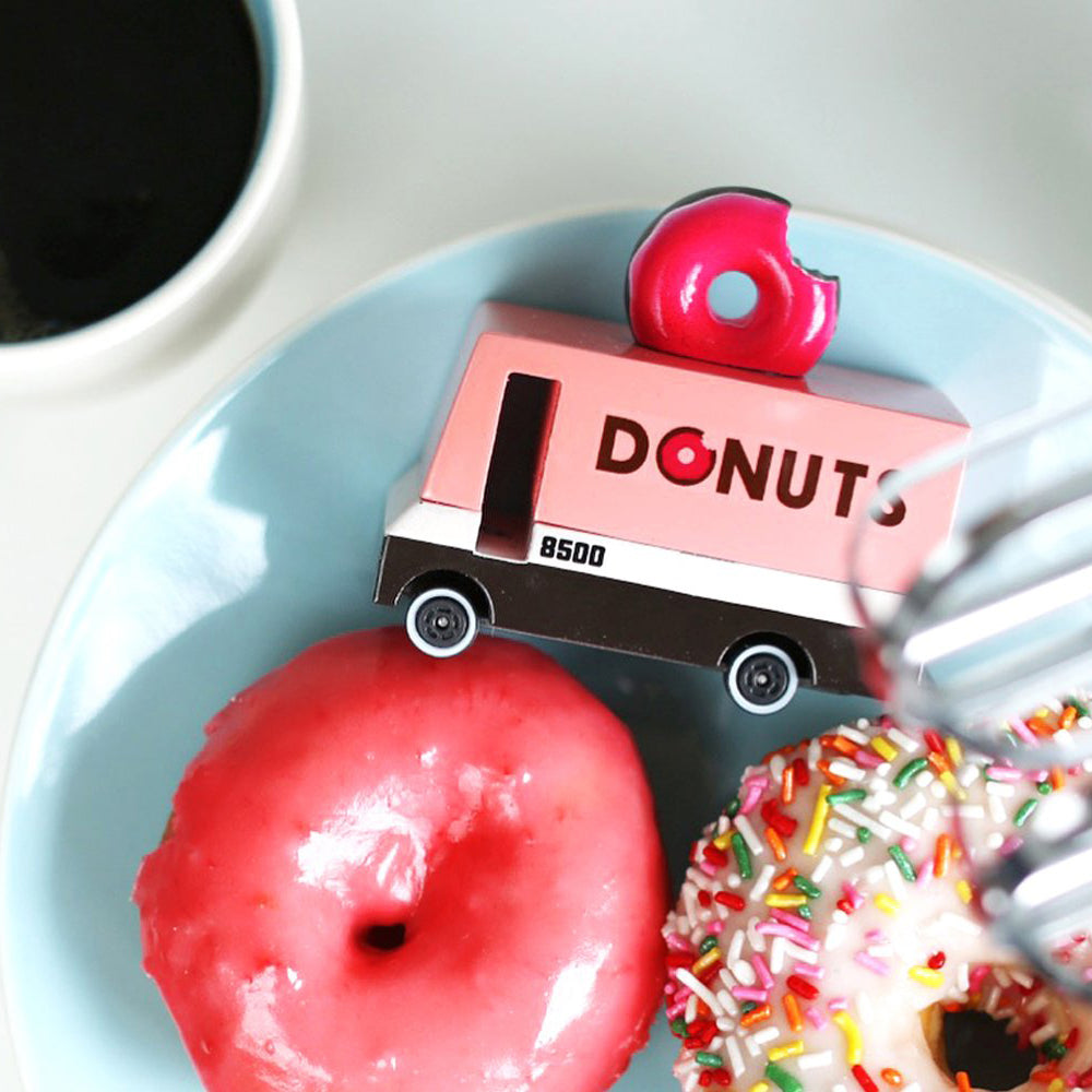 Candyvan Donut Foodtruck