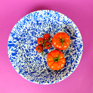 Enamel pasta dish - Summer Made