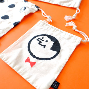 Drawstring pouch - Summer Made