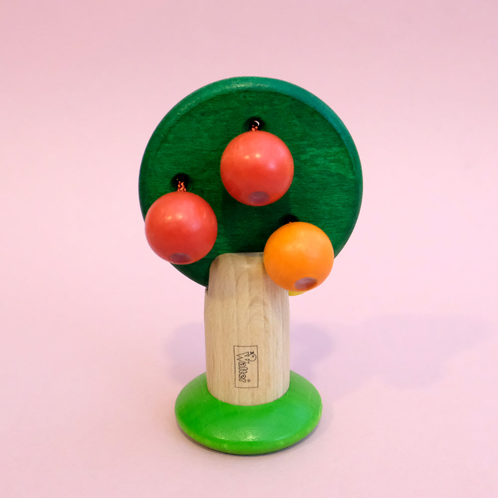 Fruit tree rattle