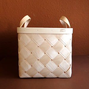 LASTU Birch basket