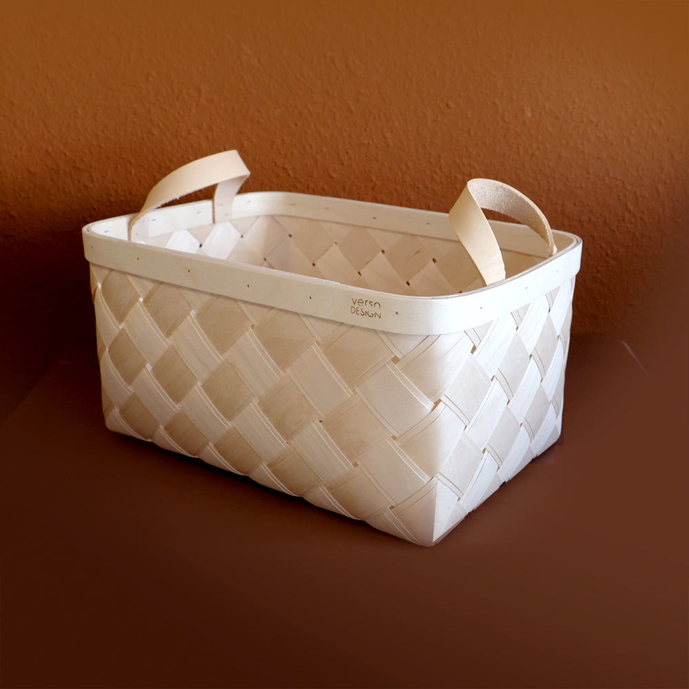 LASTU Rectangle Basket