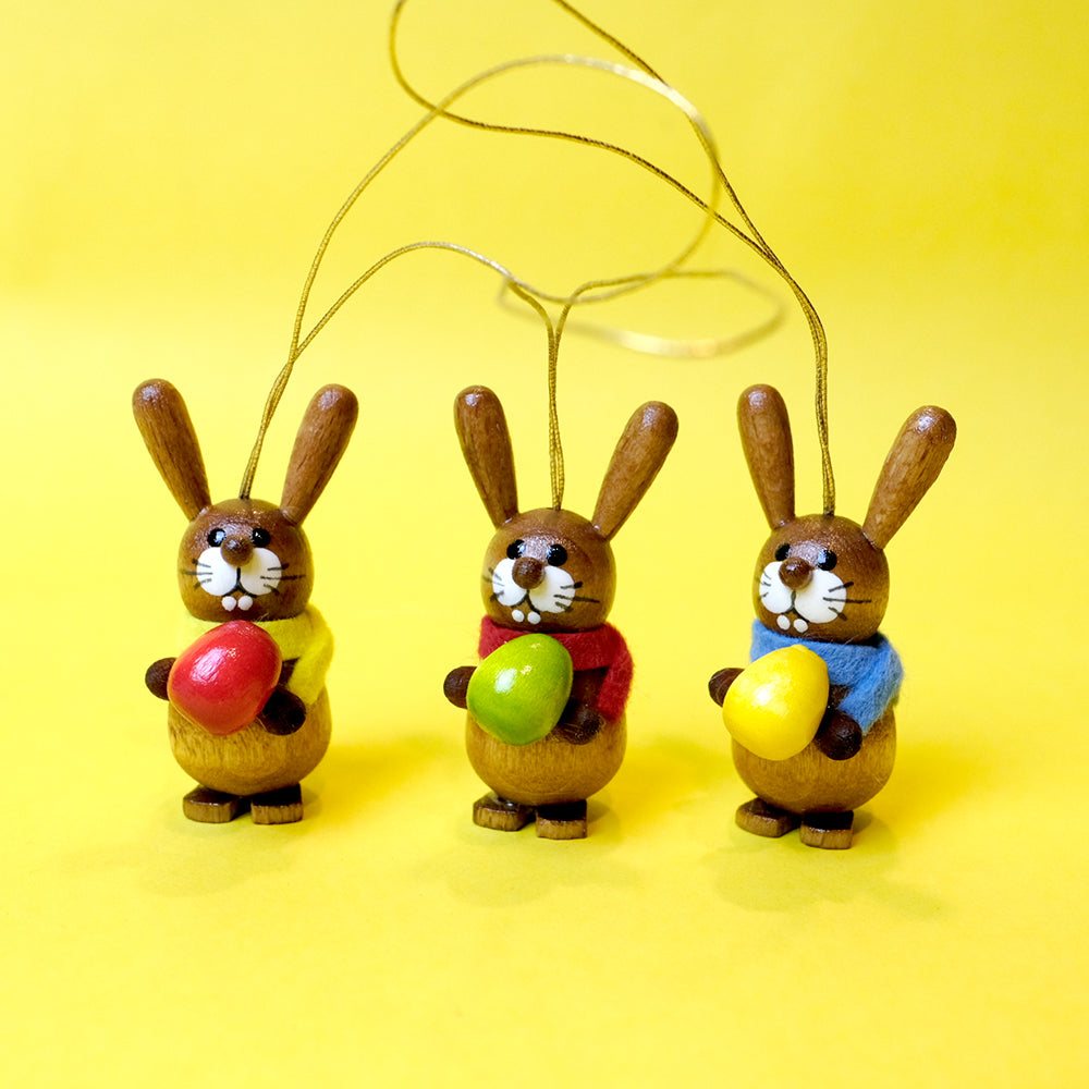 Hanging Easter Rabbit (Set of 3)